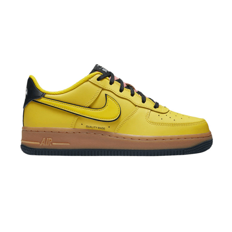 Youth Nike Air Force 1 LV8 'Yellow Gum'