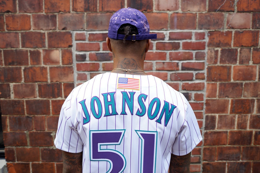 Mitchell & Ness Randy Johnson Jersey