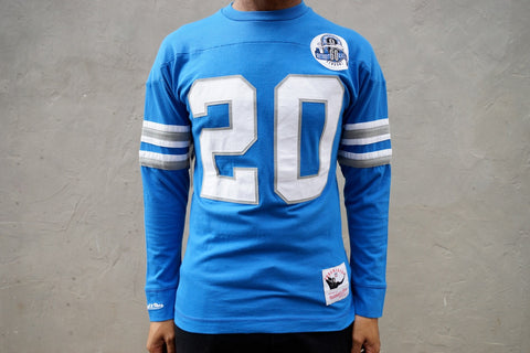 "Mitchell & Ness ""Barry Saunders"" Longsleeve"
