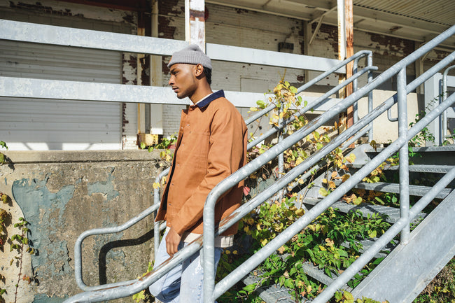 The Hundreds x Sole Classics Bessemer Work Jacket