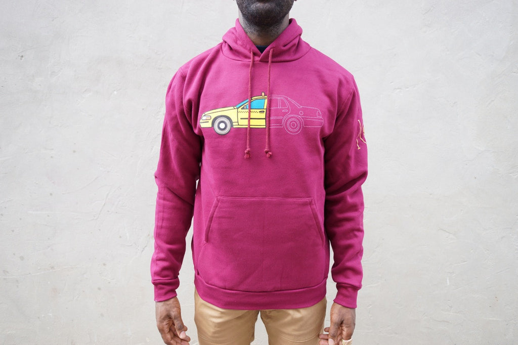 Sole Classics Ha/f Cab Hooded Sweatshirt