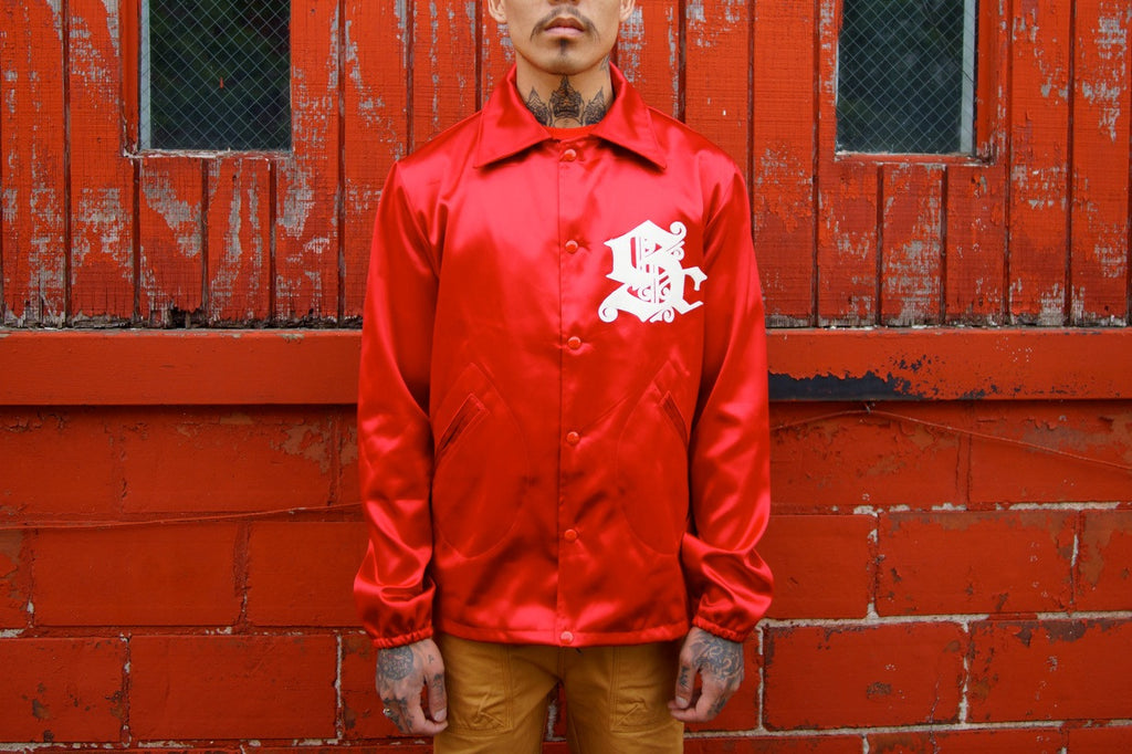 Prime x Ebbets Field Sc Logo Coaches Jacket