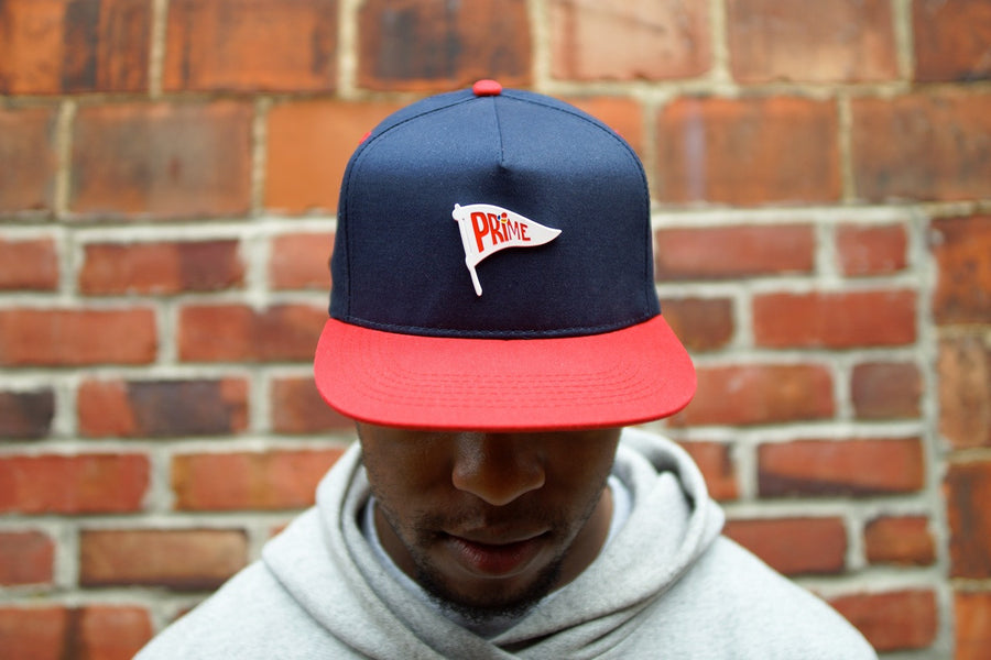 Prime Won't Budge Strapback Hat