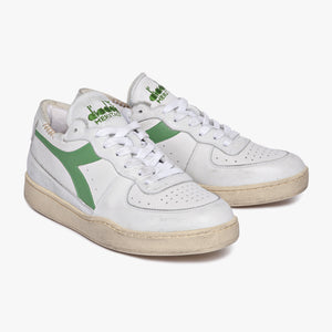 Load image into Gallery viewer, Diadora Heritage Mi Basket Row