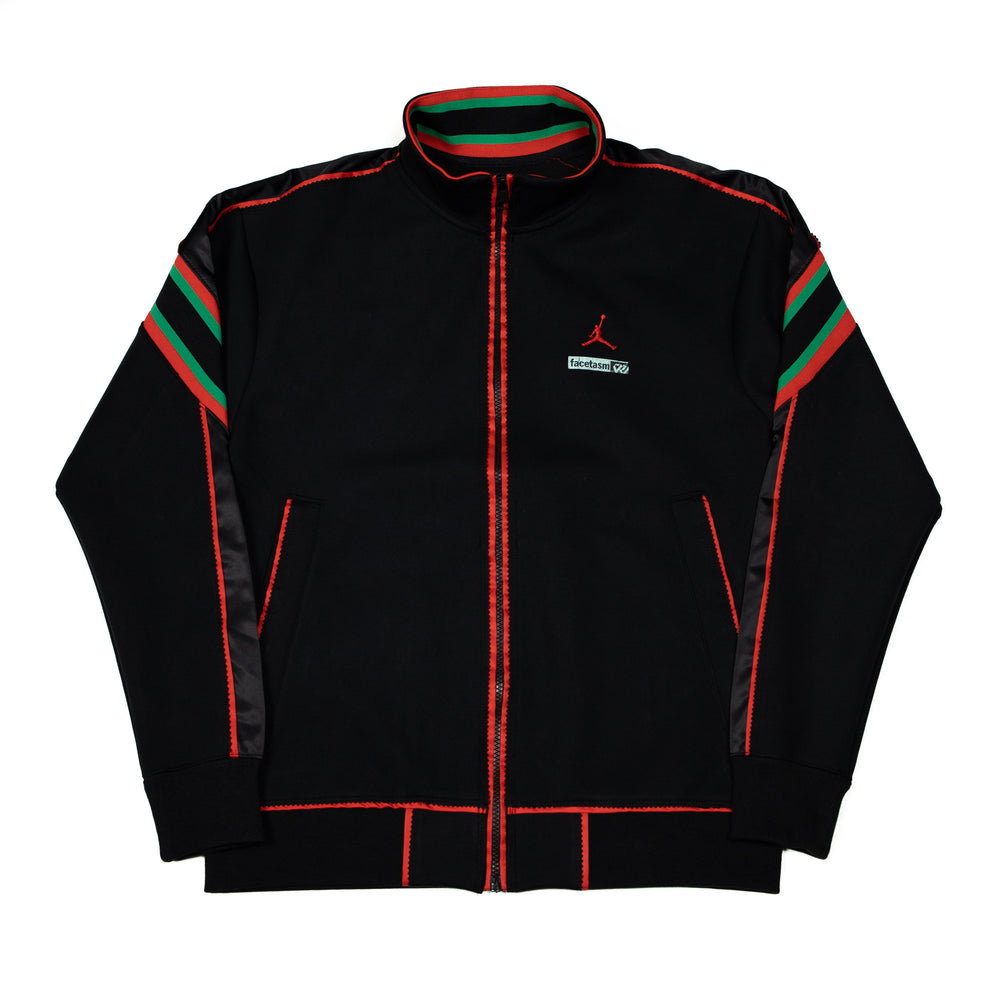 Air Jordan Why Not? x Facetasm Track Jacket 'Black'