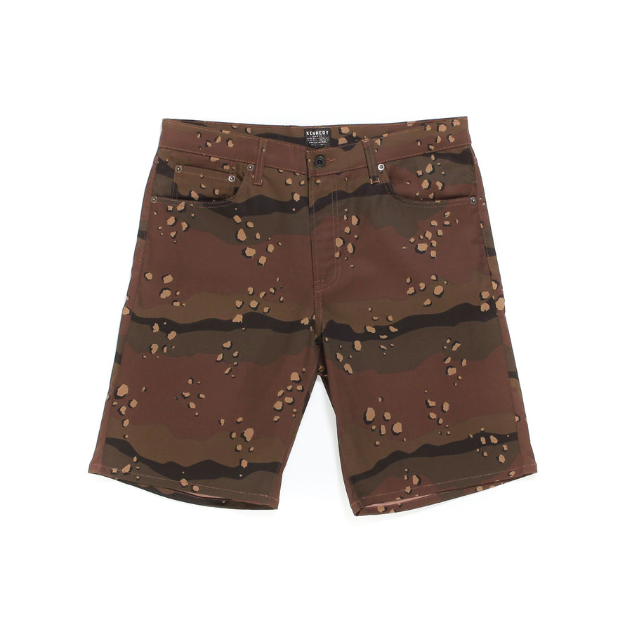 Kennedy Denim Co Desert Camo Shorts