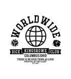 Kingsrowe Dice Champs T-Shirt