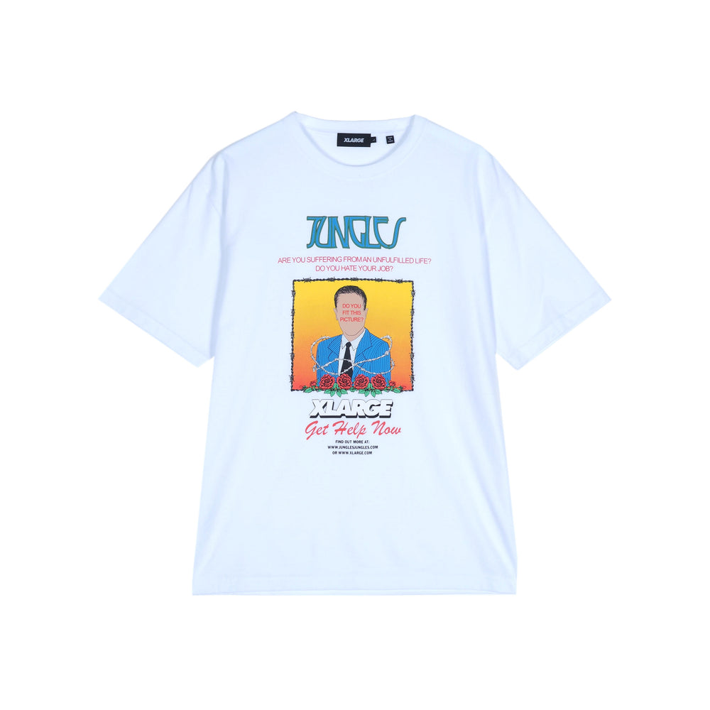 Jungles JUNGLES x XLARGE Do You Fit This Picture Tee