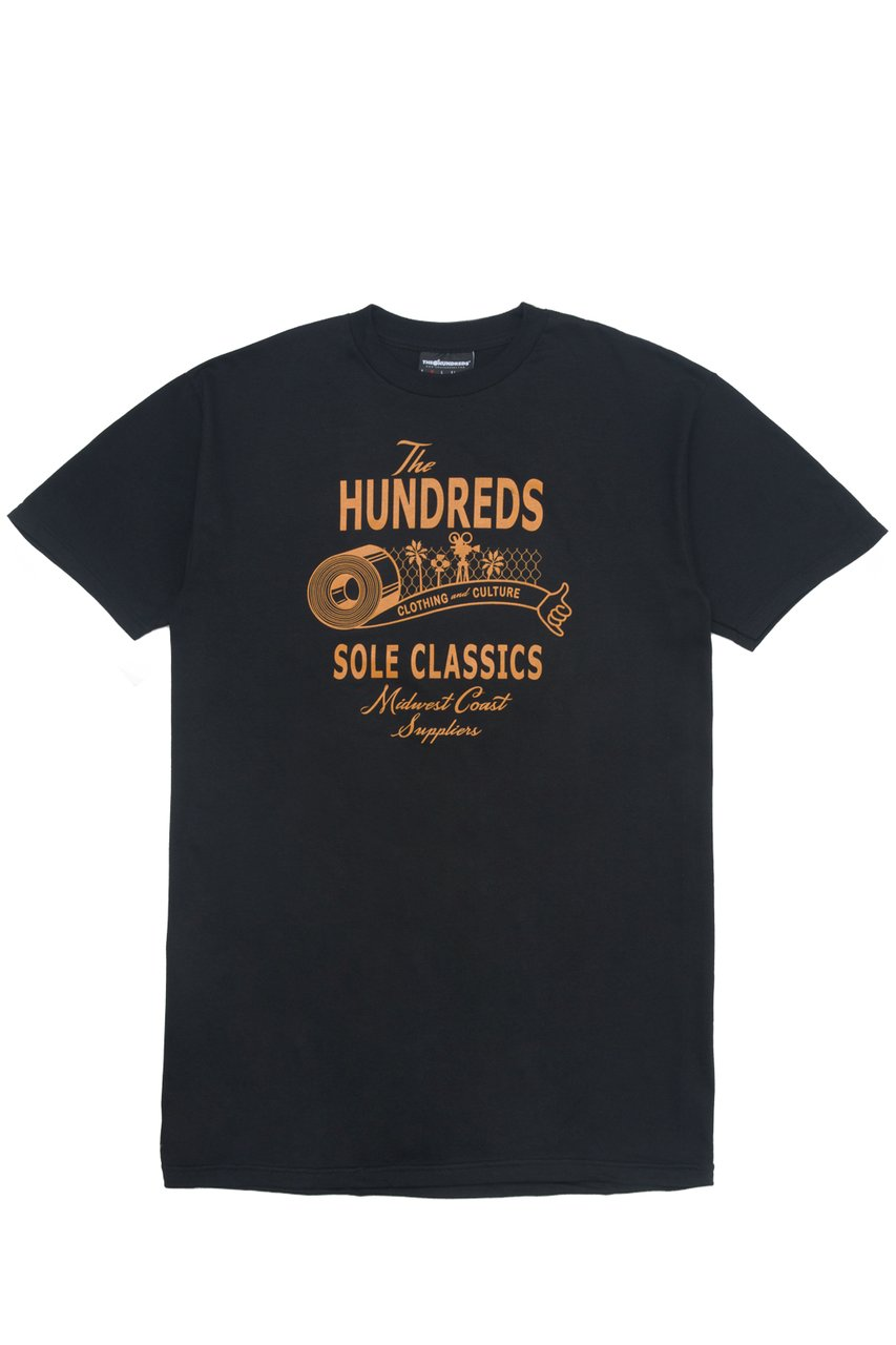 The Hundreds x Sole Classics Carnegie T-Shirt