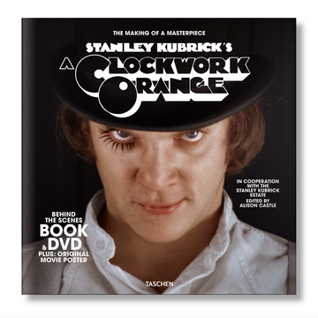 Stanley Kubrick's 'A Clockwork Orange' (Book & DVD Set)