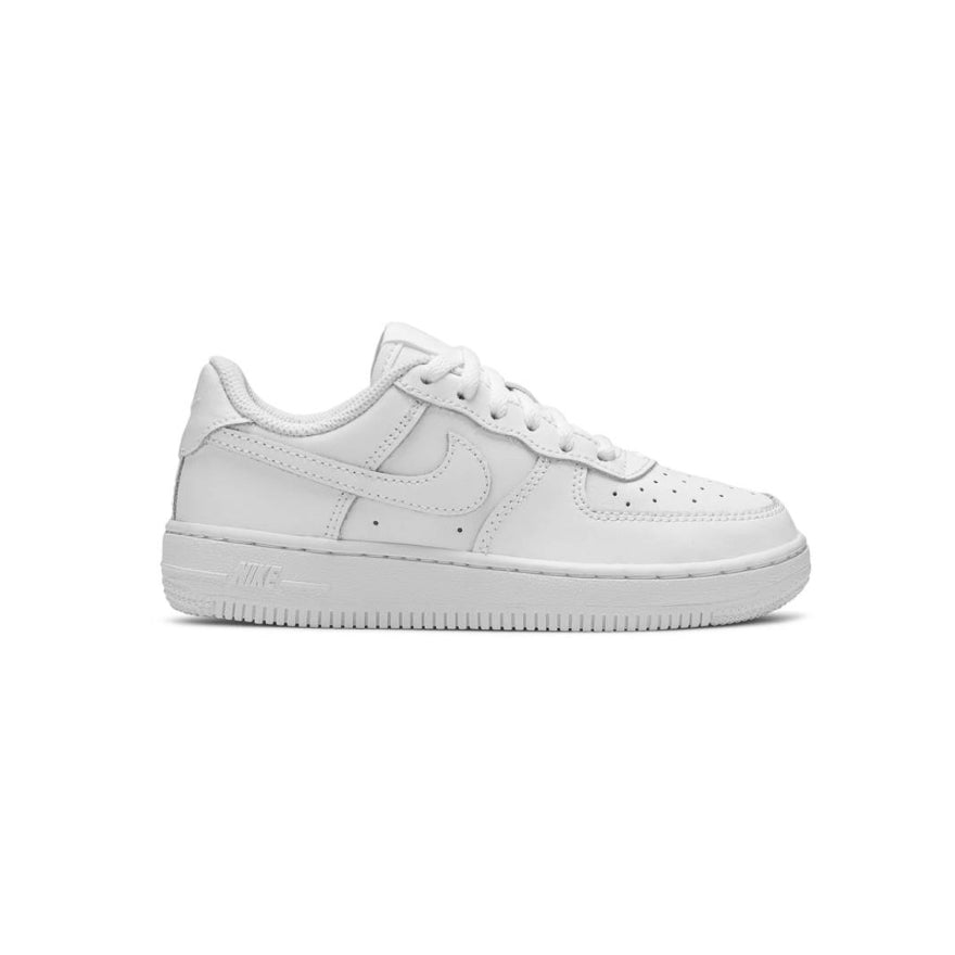 Nike Air Force 1 Preschool 'White'
