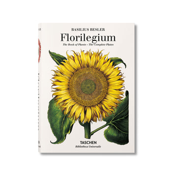 Basilius Besler's Florilegium: The Book of Plants