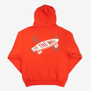 Load image into Gallery viewer, Vans Vault x WTAPS Pullover Hoodie 'Mandarin Red'