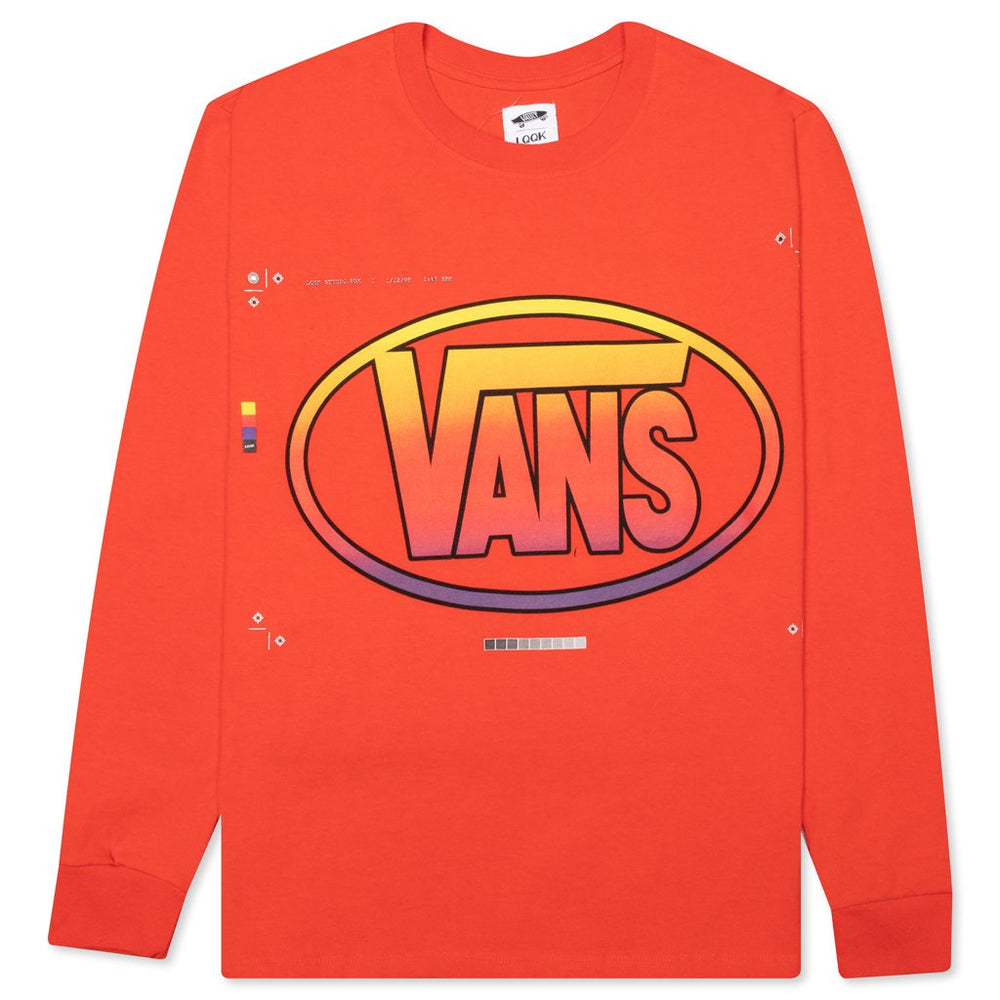 Vans Vault OG x LQQK Long Sleeve Shirt
