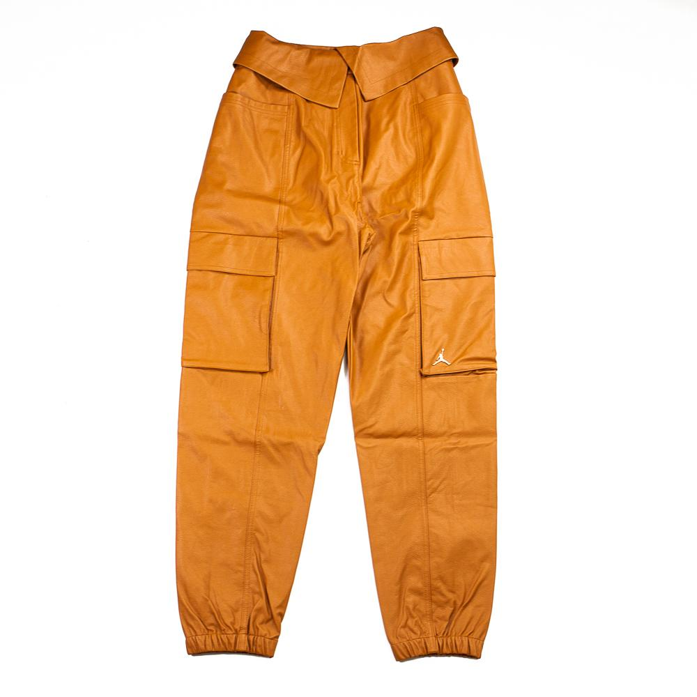 Women's Air Jordan Court-to-Runway Cargo Pants 'Russet'