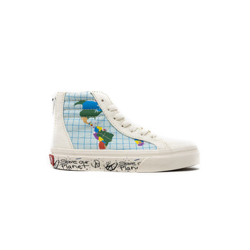 Vans Youth SK8-Hi Zip 'Save Our Planet'