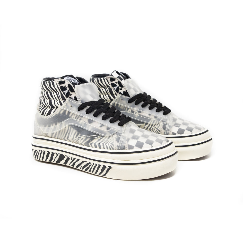 Load image into Gallery viewer, Women's Vans Mixed Media Super ComfyCush SK8-Hi