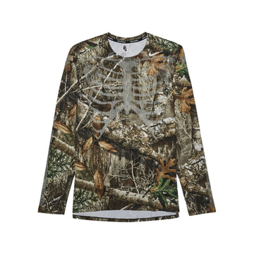 Nike NRG Skeleton Top 'Camo' L/S