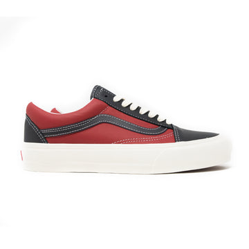 Vans Vault Old Skool VLT LX 'Black Chili Pepper'