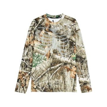 Women's Nike NRG Skeleton Top L/S 'Camo'