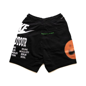 Load image into Gallery viewer, Nike NSW World Tour French Terry Shorts 'Black'