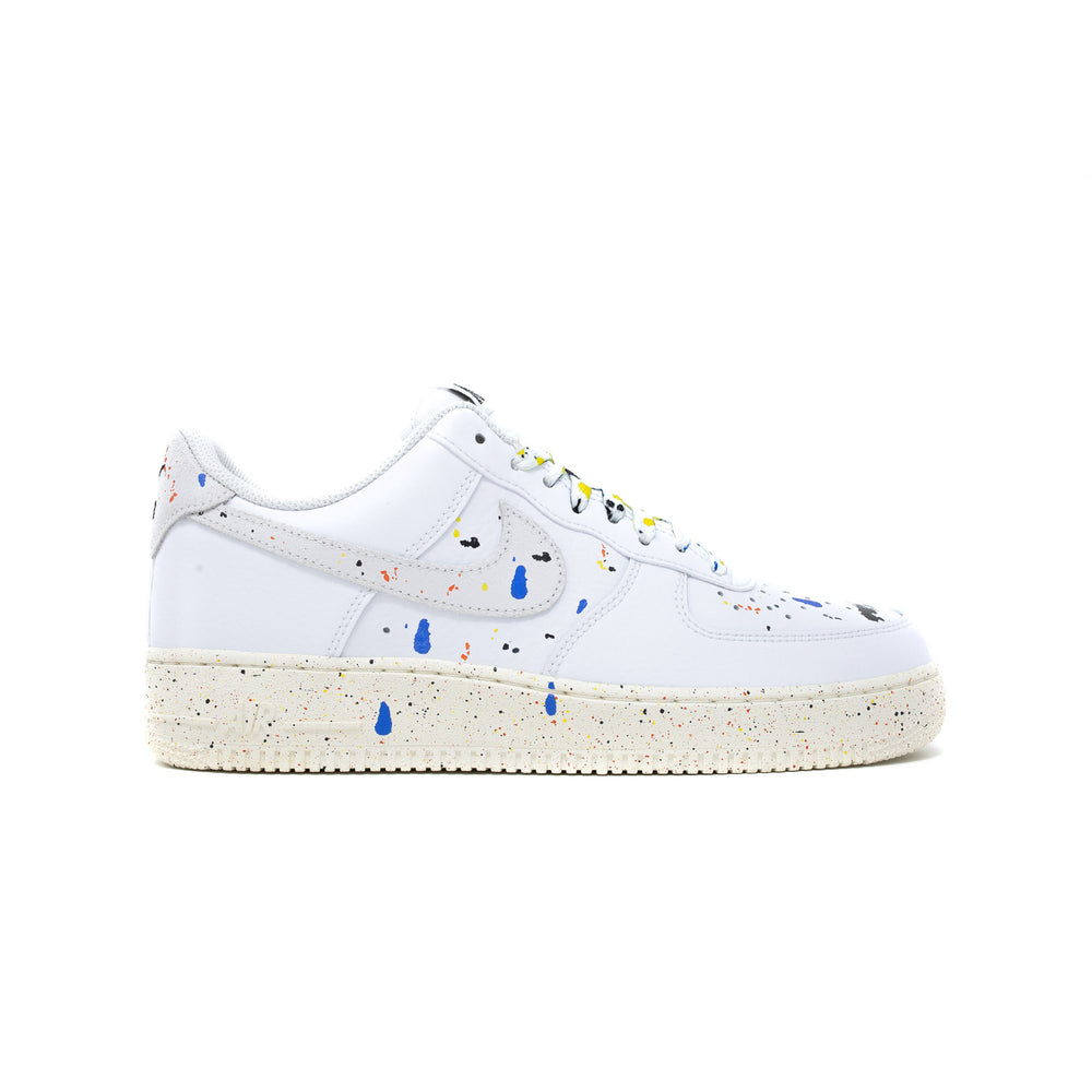 Nike Air Force 1 '07 'Paint Splatter White'