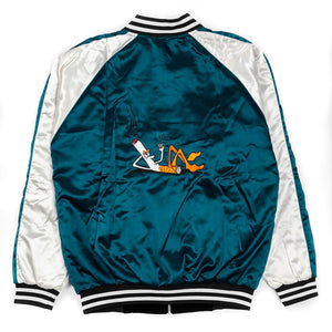 Load image into Gallery viewer, Jungles JUNGLES Sukujan Reversible Jacket