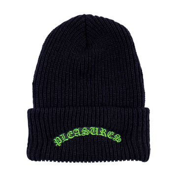 Pleasures Old E Beanie
