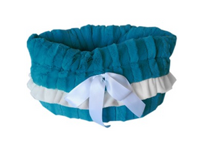 Pet Flys Aqua Reversible Snuggle Bugs