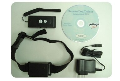 Pettags Remote Trainer