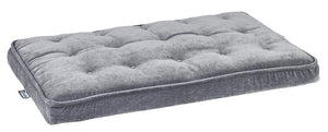 Bowsers Pumice Diamond Microvelvet Luxury Crate Cover or Crate Mattress