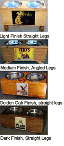 Cat Feeders & Toyboxes