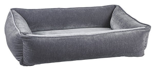 Bowsers Pumice Diamond Microvelvet Urban Lounger