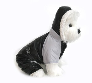 Ruffin It Gray-Black Snow Suit