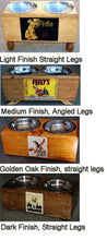 Load image into Gallery viewer, Terrier Feeders & Toy Boxes