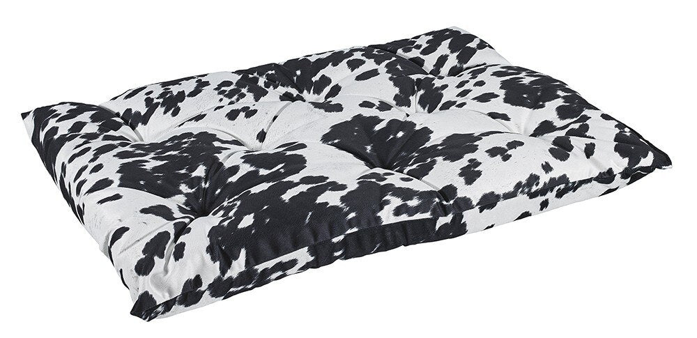 Bowsers Wrangler Diamond Microvelvet Tufted Cushion
