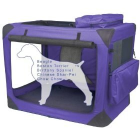 Generation II Deluxe Portable Soft Crate - Intermediate