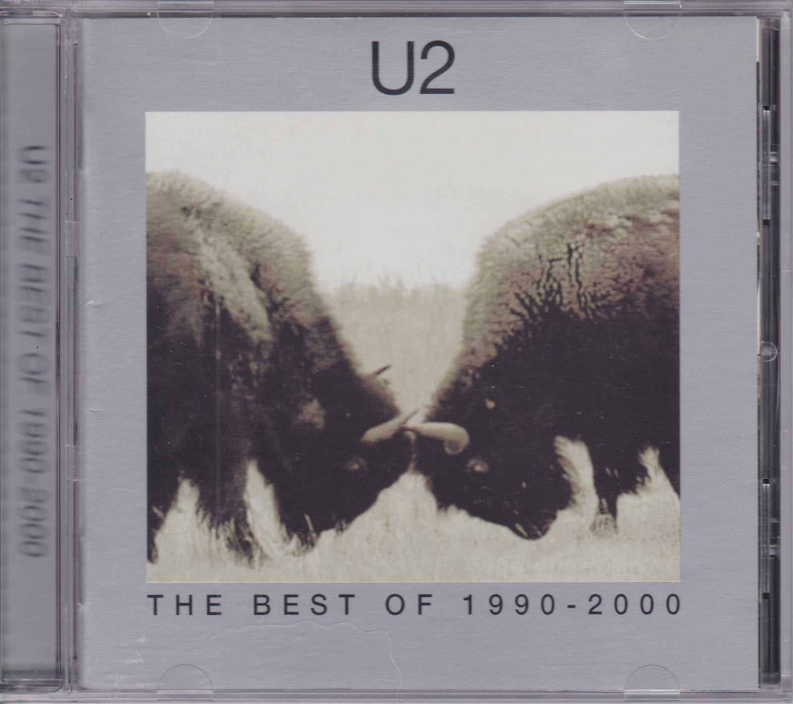 U2 ‎– The Best Of 1990-2000  (USED)
