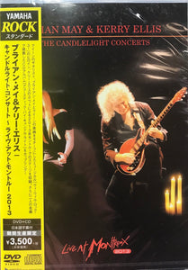 Brian May & Kerry Ellis - The Candlelight Concerts - Live At Montreux 2013