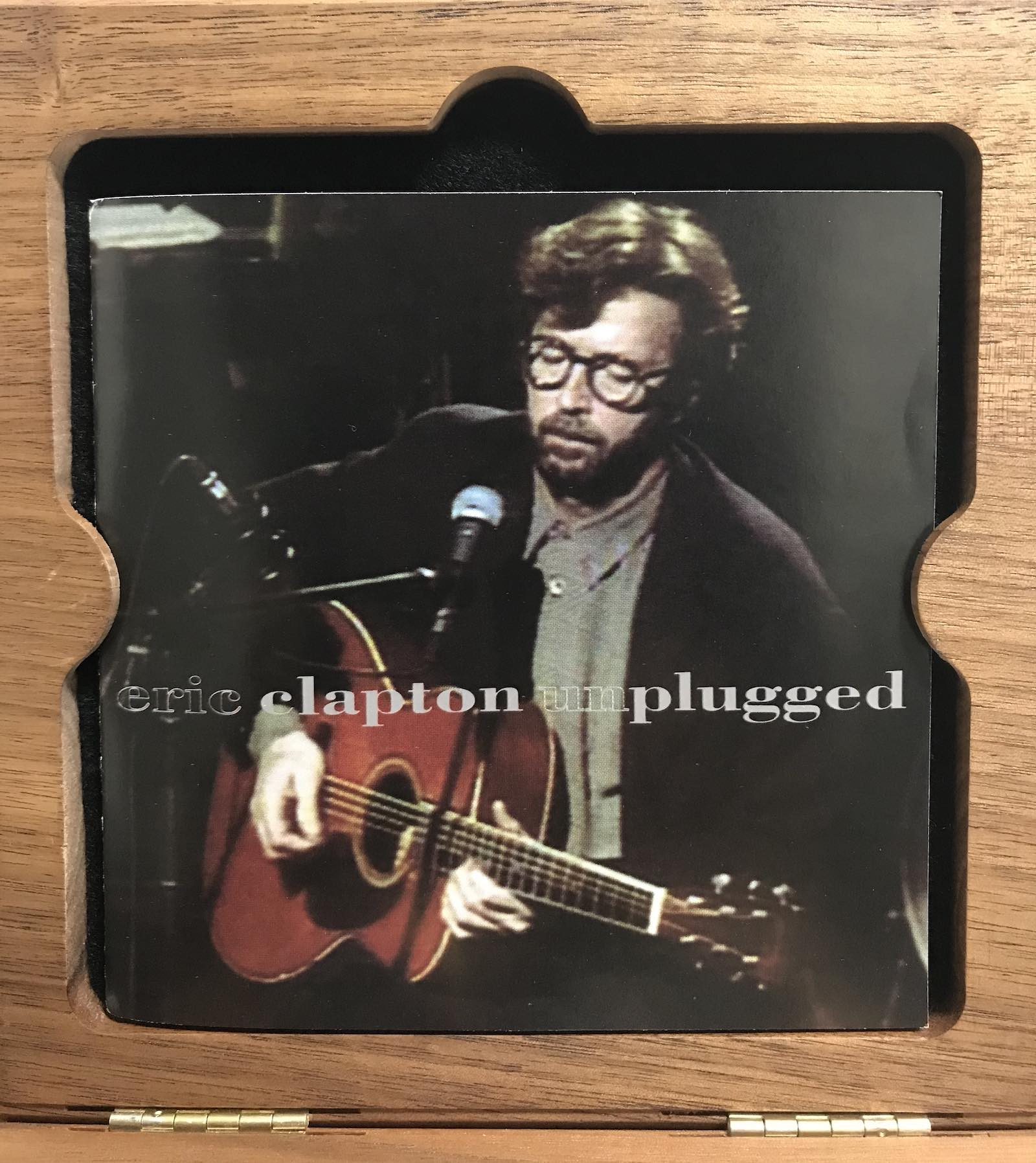Eric Clapton ‎– Unplugged