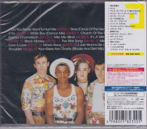 Culture Club ‎– Greatest Hits