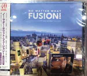Various Artists - NO MATTER WHAT FUSION! The Best Fusion of KING RECORDS Treasures