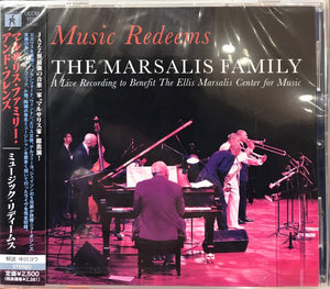The Marsalis Family ‎– Music Redeems