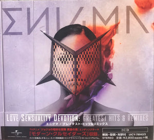 Enigma ‎– Love Sensuality Devotion: Greatest Hits & Remixes