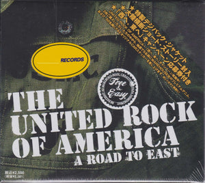 Various Artists - The United Rock Of America