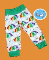Rainbow Umbrella Joggers