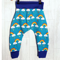 Blue Rainbow Harems