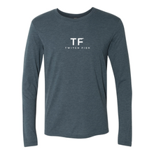 Load image into Gallery viewer, Triblend Long Sleeve Crew