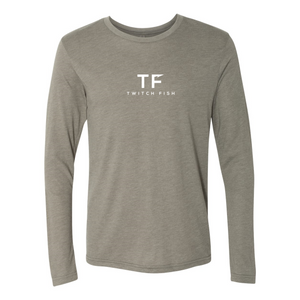 Triblend Long Sleeve Crew