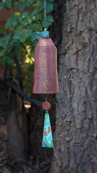 Create Your Own Ceramic Wind Chime - EarthWind Stoneware